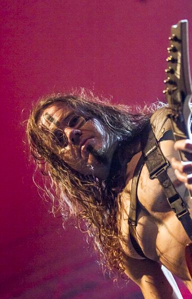 Ensiferum live, Heidenfest 21.09.2013, Gießen