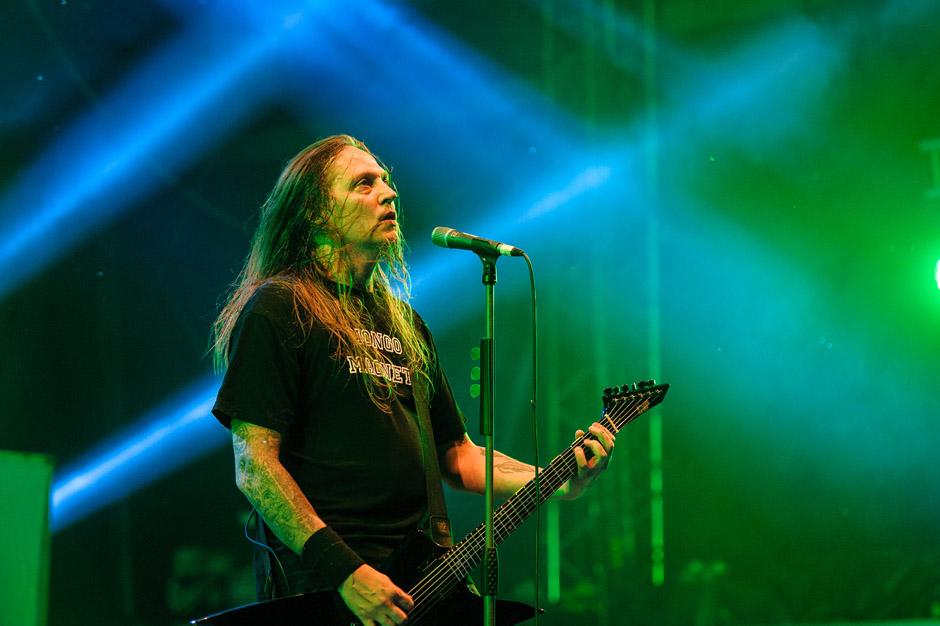 Hypocrisy live, Metaldays 2013