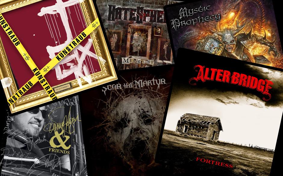Die Alben der Woche vom 27.09.2013 >>>