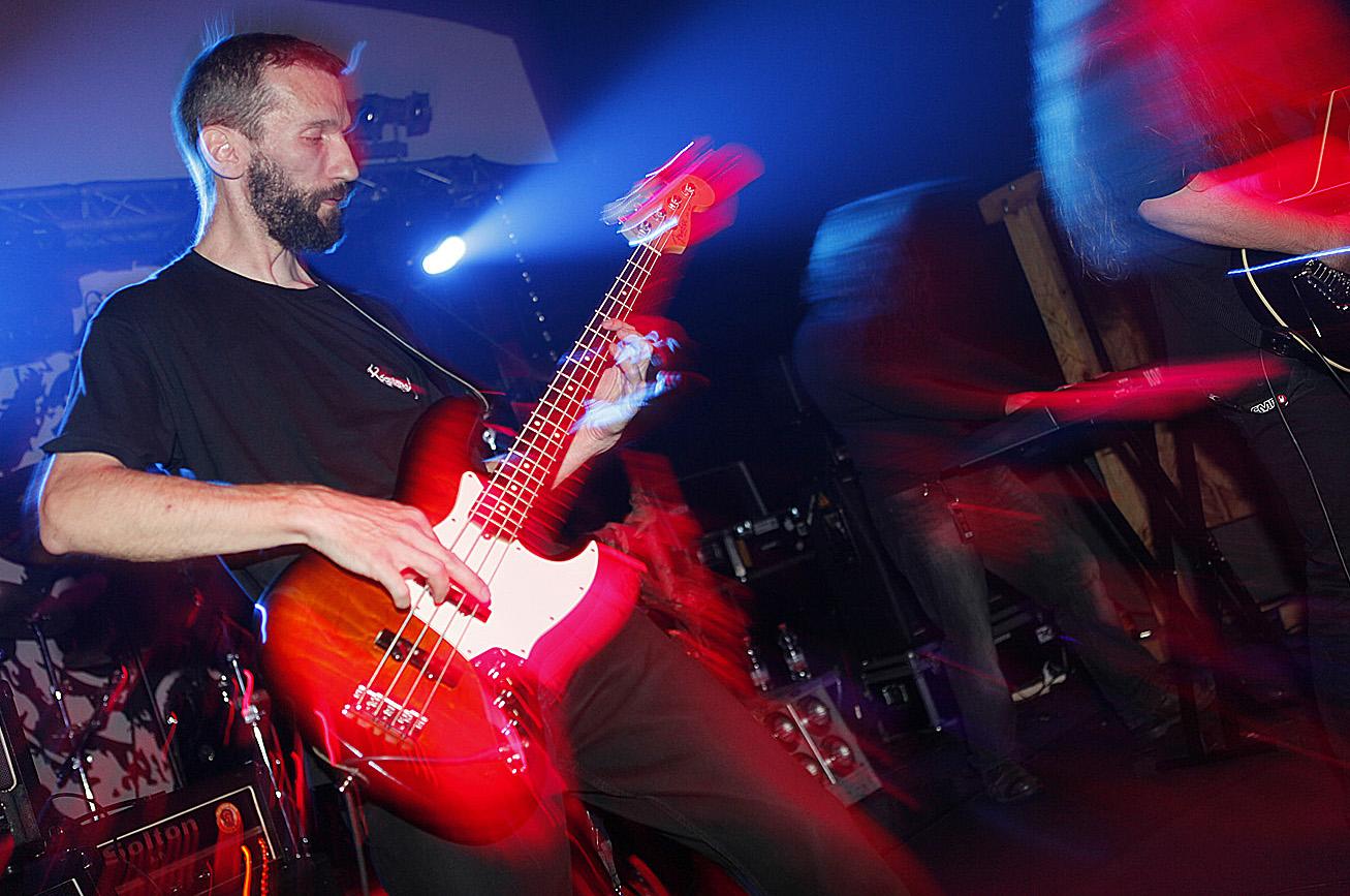 Dordeduh live, 28.09.2013, Erfurt: From Hell