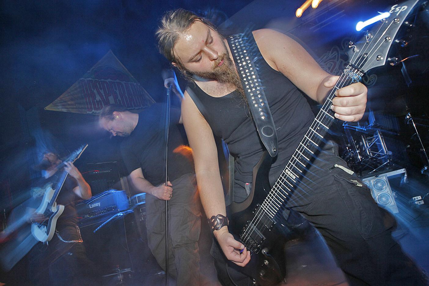 Saturnus live, 28.09.2013, Erfurt: From Hell