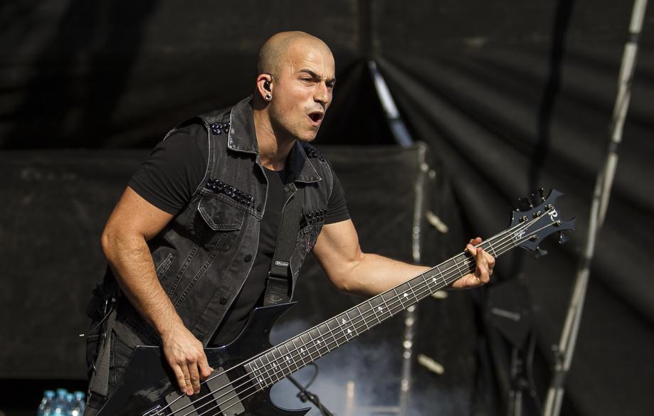 Trivium live, Elbriot Festival 2013
