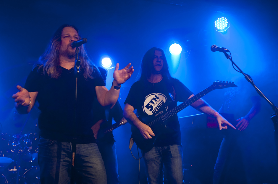 5th Avenue live, Hamburg Metal Dayz 2013