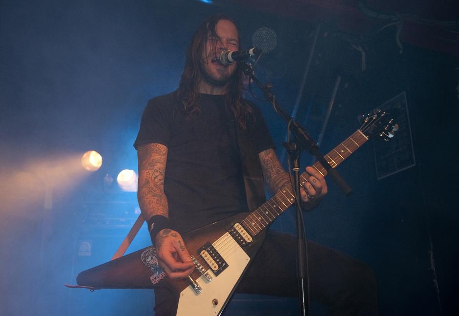 Bombus live, Hamburg Metal Dayz 2013