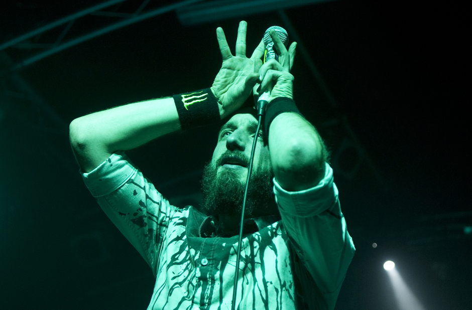 Caliban live, Hamburg Metal Dayz 2013