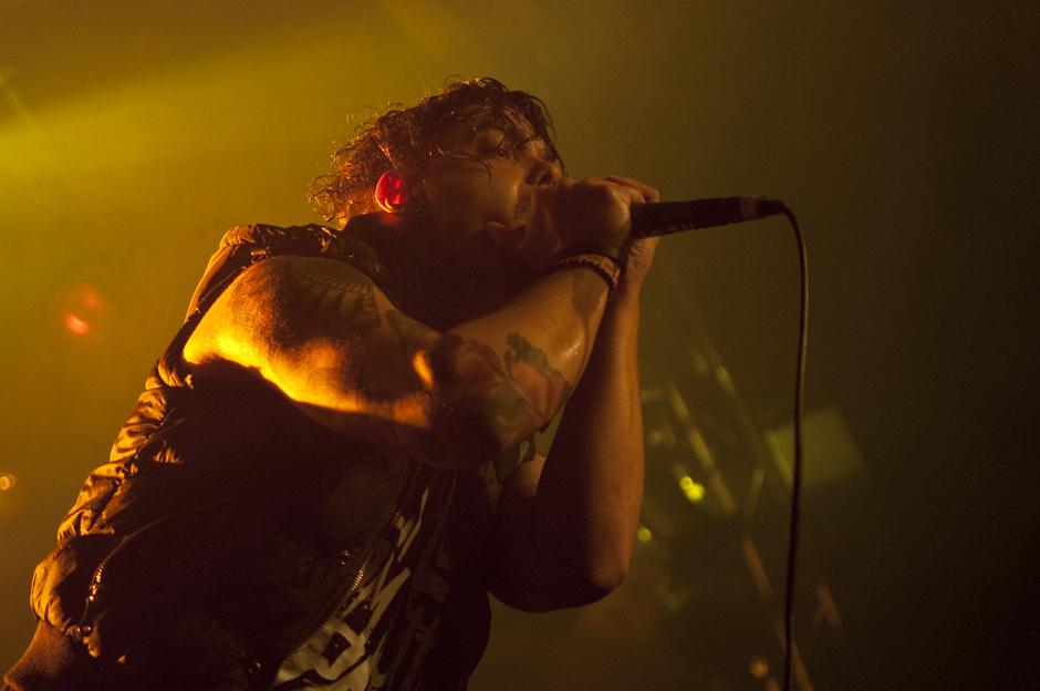 Eskimo Callboy live, Hamburg Metal Dayz 2013