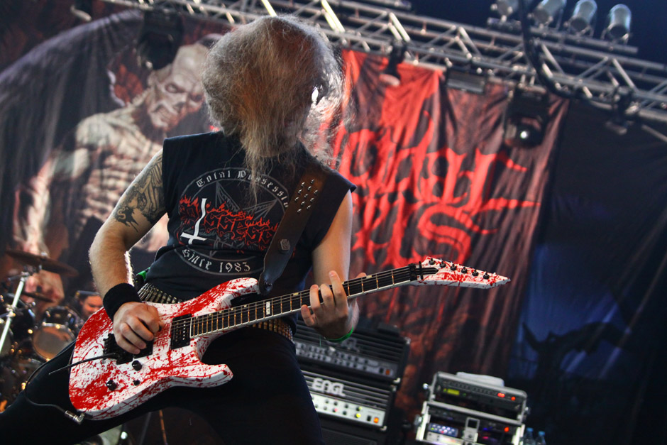 Suicidal Angelsn live, Bang Your Head 2012