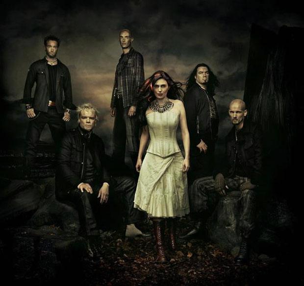 Within Temptation, Promo Bild