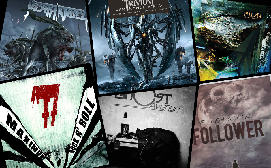Die Alben der Woche Alben der Woche 11.10.2013 >>>