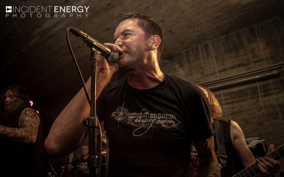 Heaven Shall Burn live, 10.10.2013, Berlin