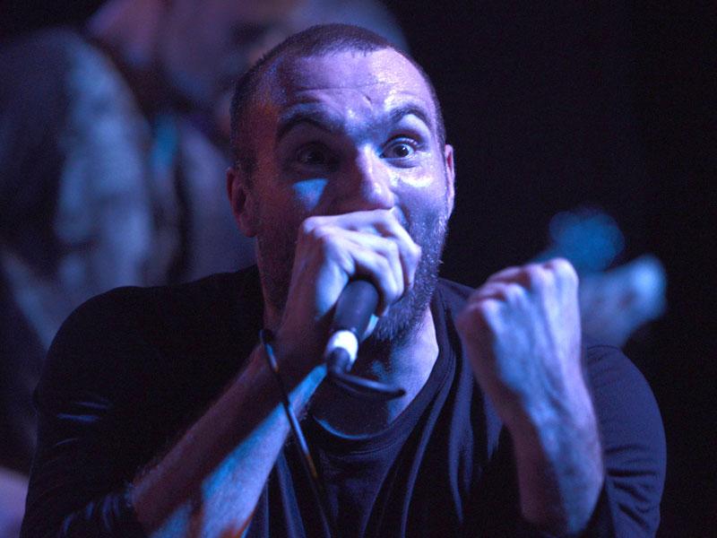 Neaera live, 06.10.2013, Hamburg: Markthalle