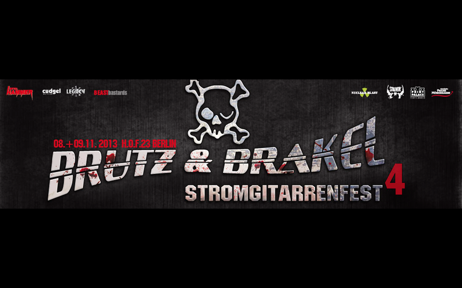 Brutz &Brakel Stromgitarrenfest