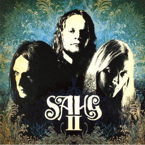 Sahg, II Cover