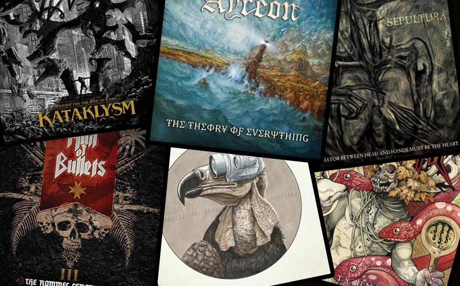 Die Alben der Woche 25.10.2013 >>>