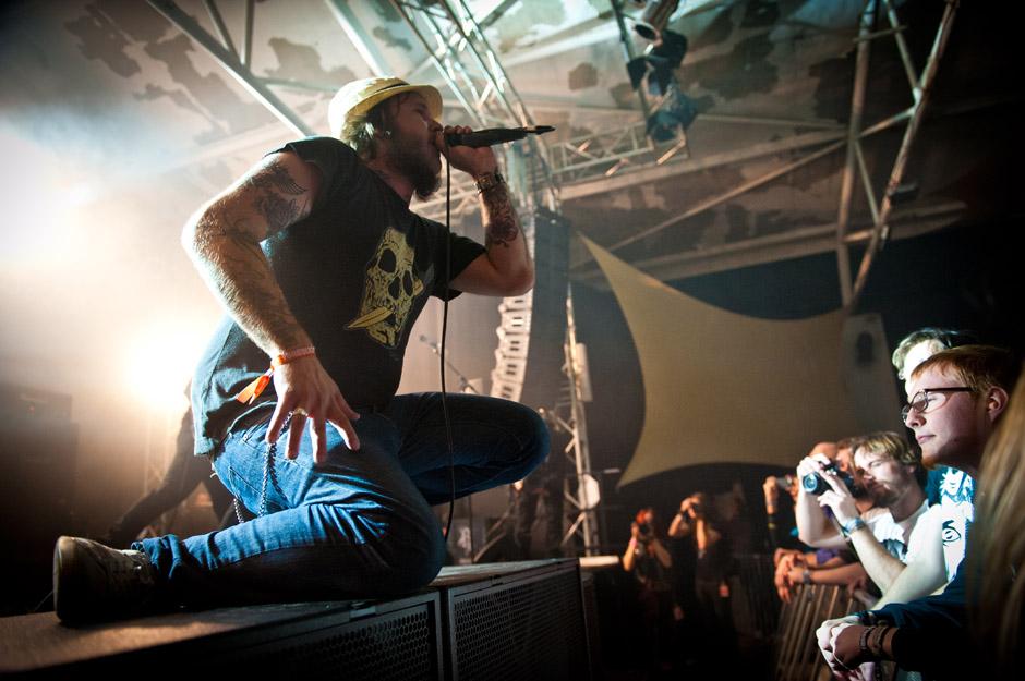 Benea Reach live, Euroblast Festival 2013