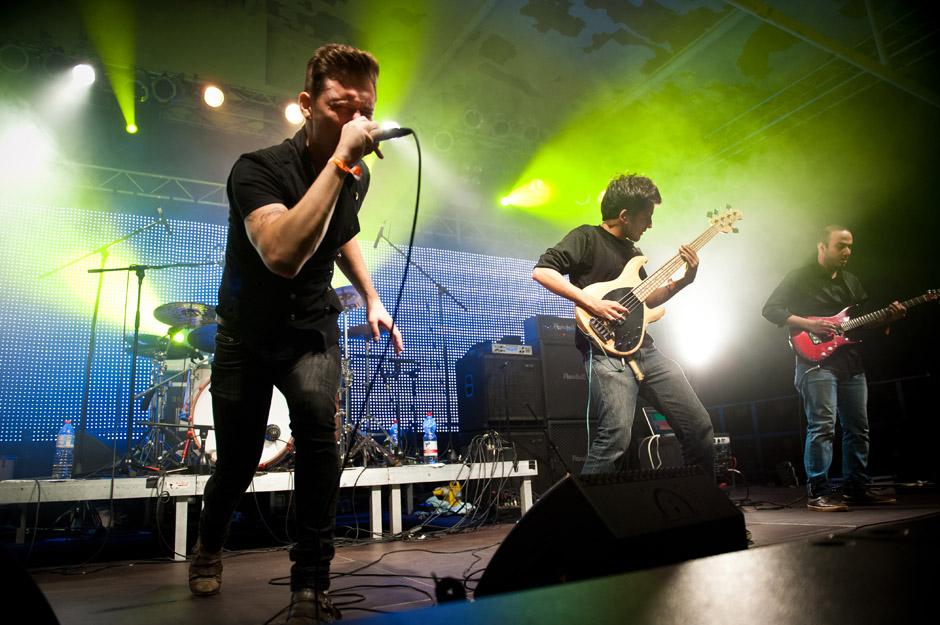 Skyharbor live, Euroblast Festival 2013