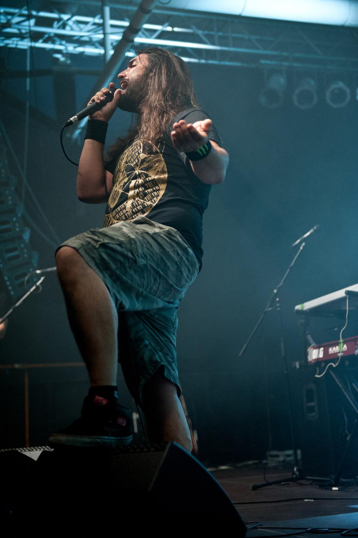 Textures live, Euroblast Festival 2013