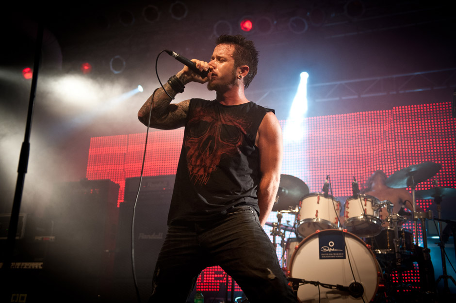 Threat Signal live, Euroblast Festival 2013