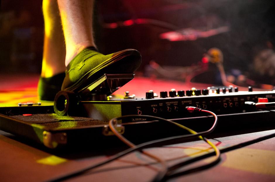 Twelve Foot Ninja live, Euroblast Festival 2013