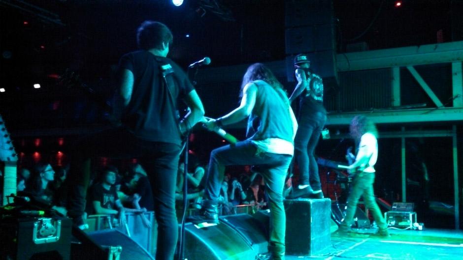 Impericon Never Say Die! Tourtagebuch 2013