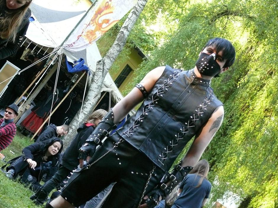 Wave-Gotik-Treffen 2013 - das schwarzbunte Publikum