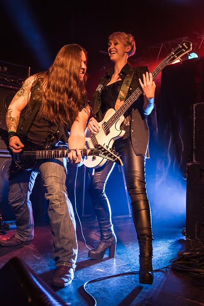 Steel Engraved live, 25.10.2013, München: Theaterfabrik