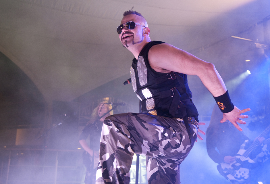 Sabaton, Full Metal Cruise 2013