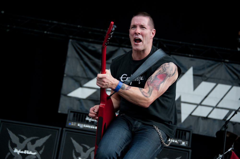 Annihilator live, Wacken Open Air 2013