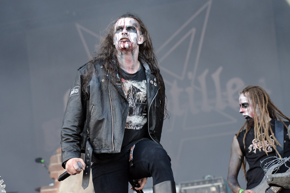 Endstille live,  Wacken Open Air 2012