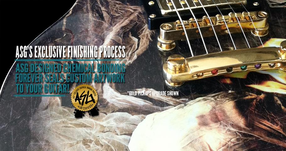 Killswitch Engage - ASG Gitarre