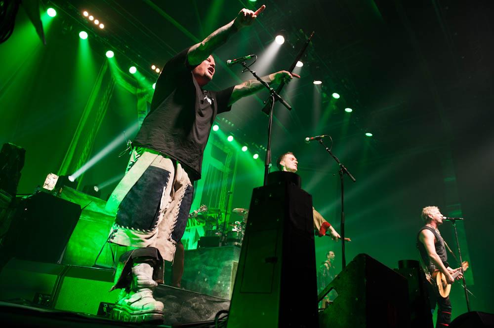 In Extremo live, 25.10.2013, Köln: E-Werk