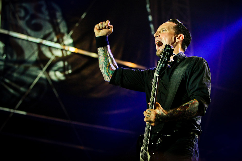 Volbeat live, Nova Rock 2013