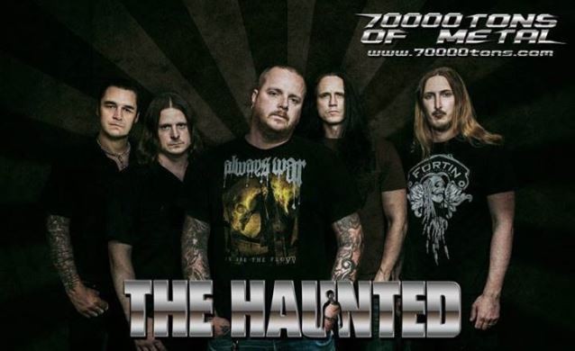 The Haunted 2013