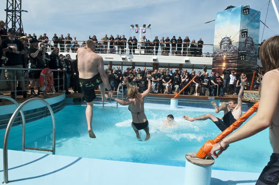 Full Metal Cruise 2013: Fans und Atmo