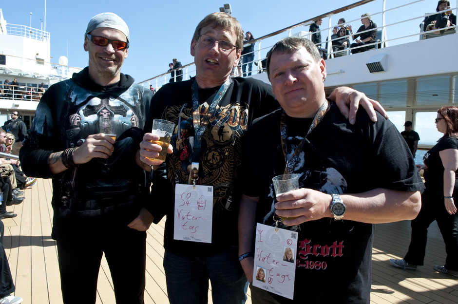 Full Metal Cruise 2013, Atmo