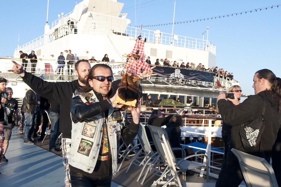 Fans und Atmo, Full Metal Cruise 2013