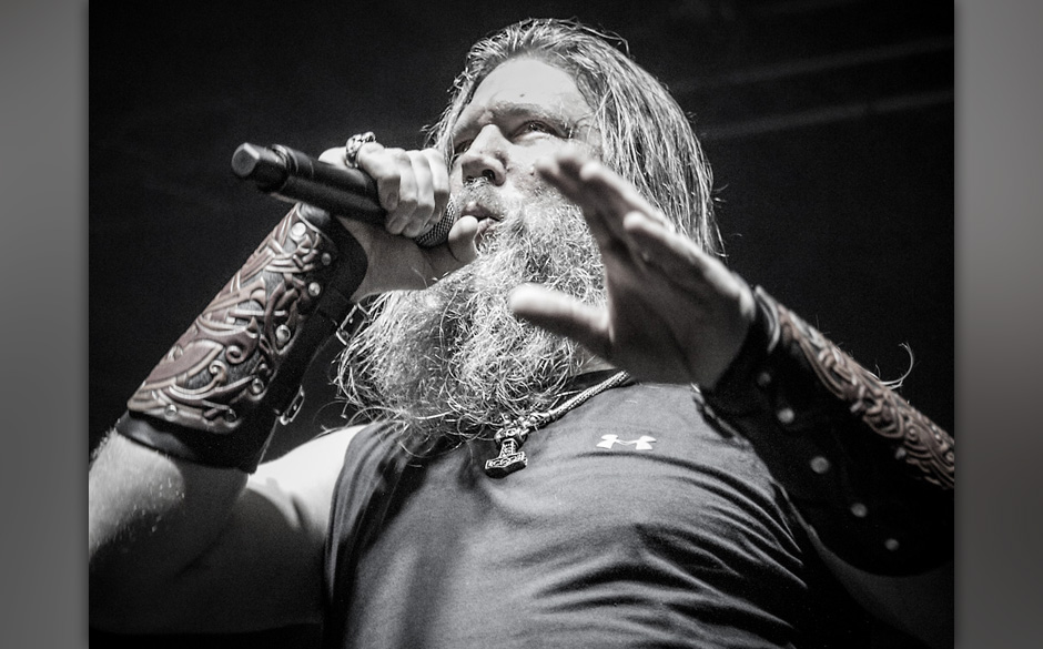 07.11.2013: Amon Amarth + Carcass live in Oberhausen / Turbinenhalle