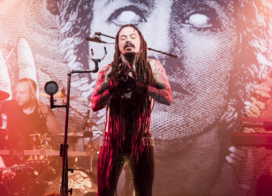 Amorphis live, 09.11.2013, Frankfurt