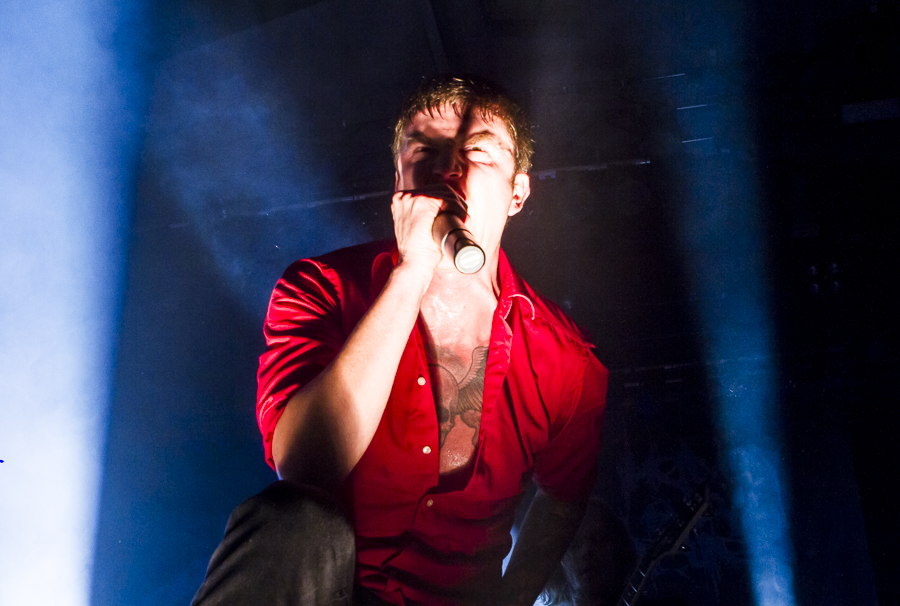 Heaven Shall Burn live, 21.11.2013, Wiesbaden