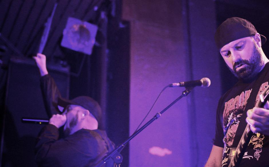 Hatebreed live, 21.11.2013, Berlin