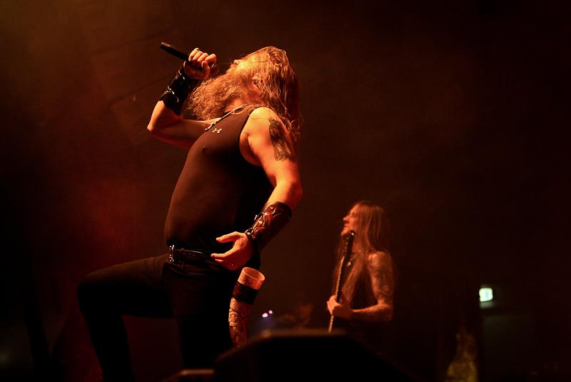 Amon Amarth live, 25.11.2013, Wien