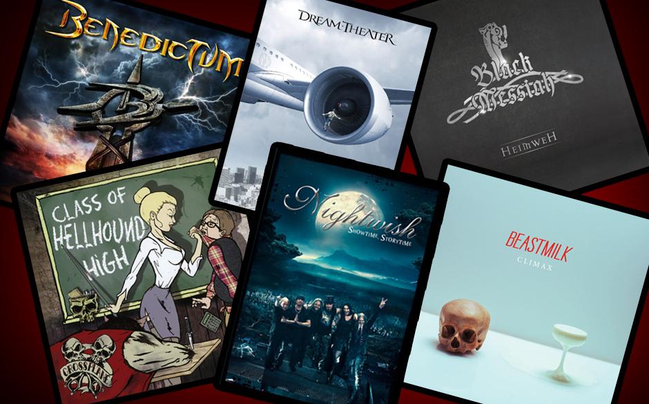 Die Alben der Woche 29.11.2013 >>>