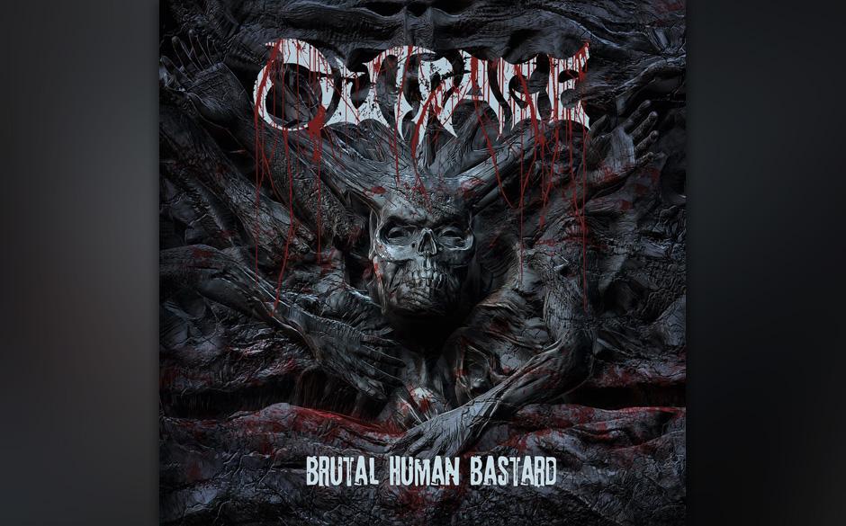 Outrage - Brutal Human Bastard