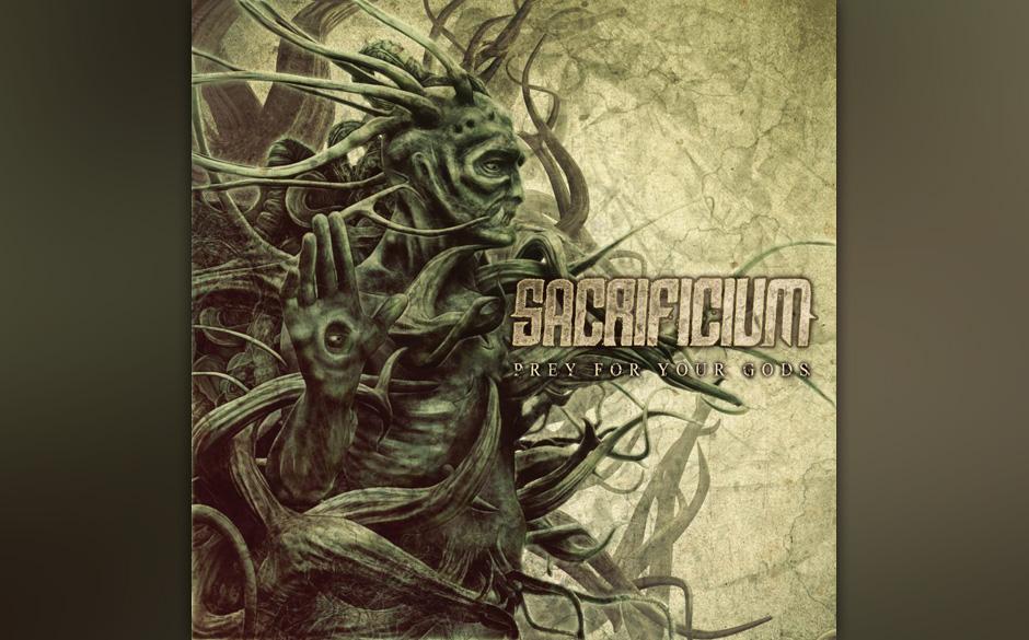 Sacrificium - Prey For Your Gods