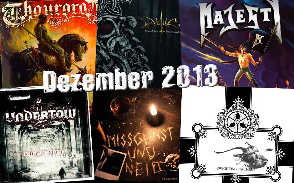 Klickt euch hier die neuen Metal-Alben im Dezember 2013 >>>