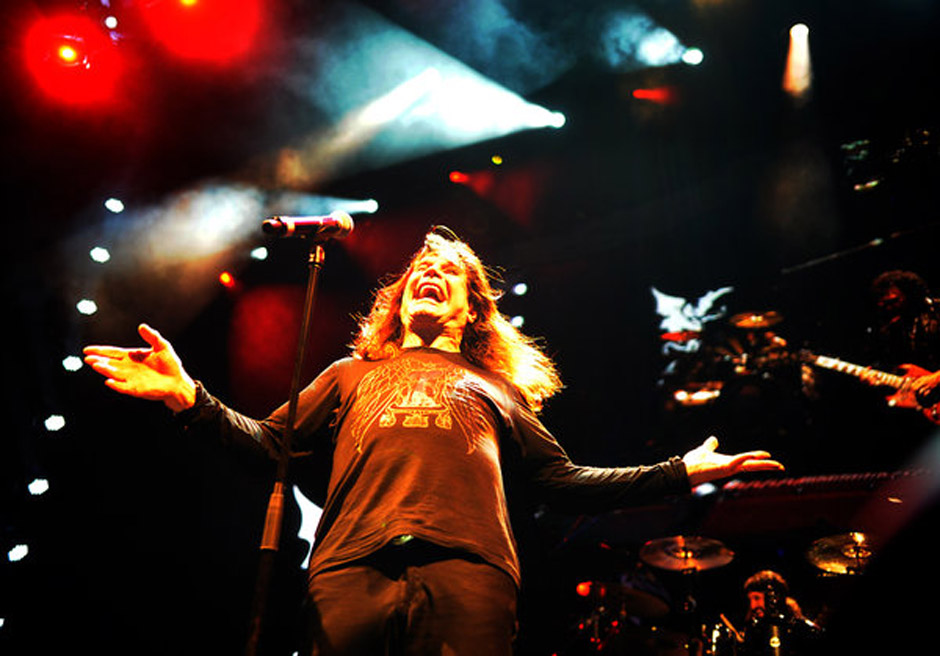 July 31, 2013 - West Palm Beach, FL - Florida, USA - United States - West Palm Beach--- fl-sabbath-concert-073113e--Ozzy Osbo