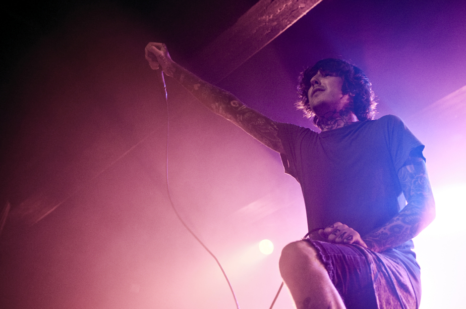 Bring Me The Horizon live, 02.12.2013, Hamburg