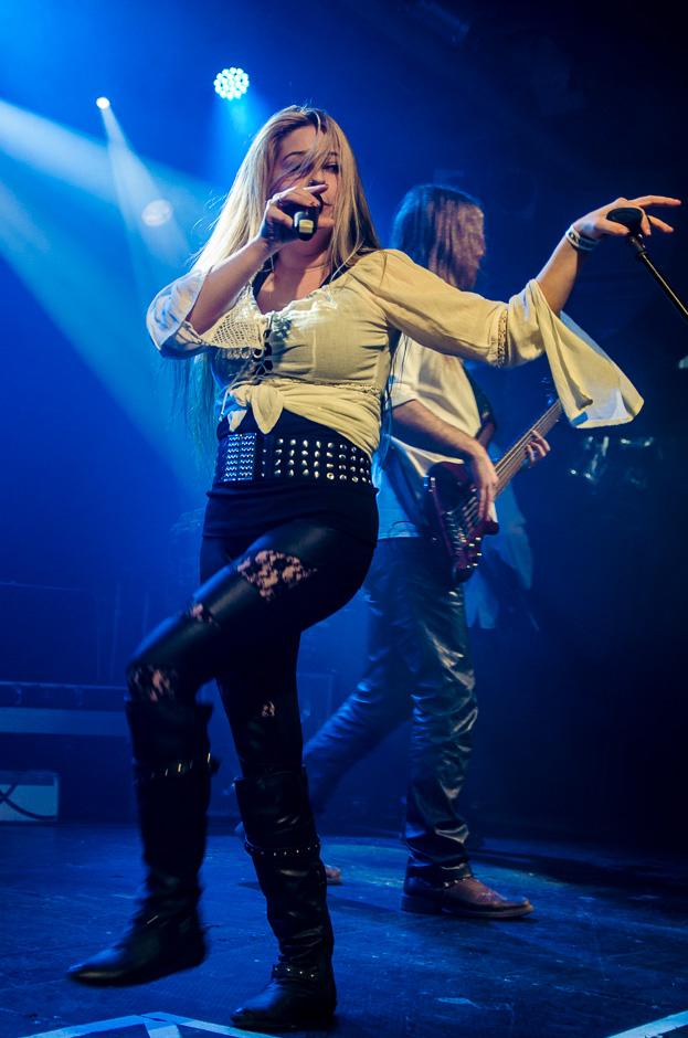 Dalriada live, Tanzt! Festival, 30.11.2013, München