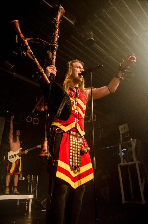Feuerschwanz live, Tanzt! Festival, 30.11.2013, München