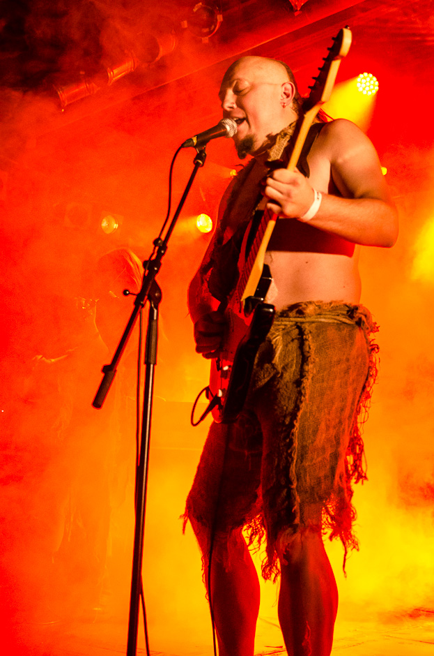 Troll Bends Fir live, Tanzt! Festival, 30.11.2013, München